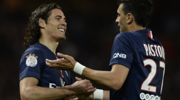 Paris Saint Germain-Cavani