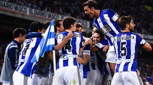 Real Sociedad week 8
