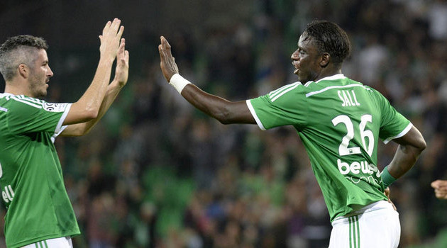 Saint-Etienne week 8