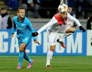 AS Monaco- Champions League